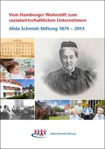 Broschuere Alida Schmidt-Stiftung